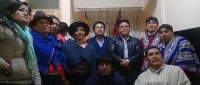 TRANSICIÓN A LA NUEVA ADMINISTRTACION 2019 - 2023.
