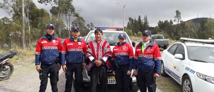 GRAN EVENTO CALLPASHUN EN LA PARROQUIA CACHA